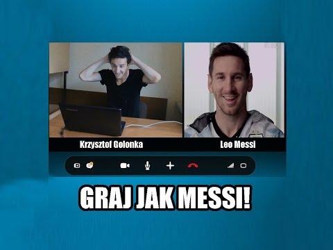 Odc.12: Graj Jak Messi + Wywiad Na Skype!!! #TRENUJzKRZYCHEM
