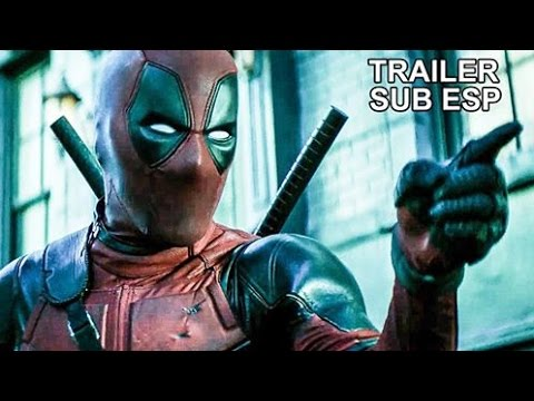 Deadpool 2 - Teaser Trailer Subtitulado 2018 No Good Deed