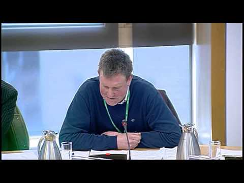Rural Affairs, Climate Change and Environment Committee - Scottish Parliament: 26th February 2014