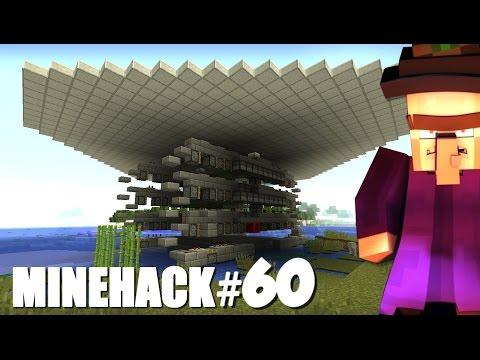 Майнхак 60: Ферма Ведьм и Обновления Minecraft!