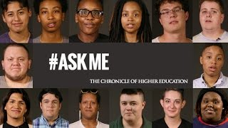 'Ask Me': What LGBTQ Students Want Their Professors to Know