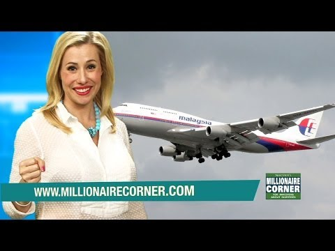 Malaysia Airlines Stock,Chinese Hacking, Astrazeneca Bid - Today's Financial News