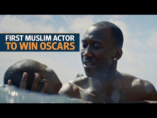 Mahershala Ali becomes first Muslim actor to win Oscar