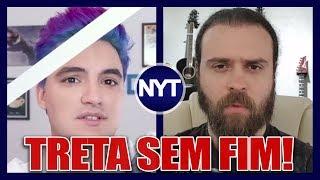Veja as respostas do Nando Moura e do Rogerio Betin para o Felipe Neto em polêmica sem fim