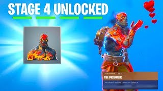 How to UNLOCK STAGE 4 KEY Location in Fortnite..