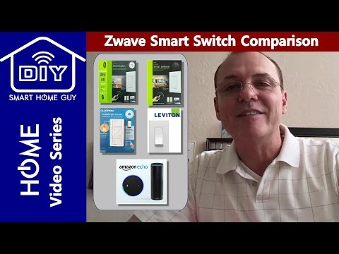 GE. Lutron. and Leviton Smart Wall Switch Review   DIY Smart Home Guy
