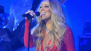 Mariah Carey O Holy Night Live Las Vegas 12 17 17