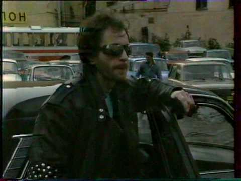 Игорь Тальков:встреча на вокзале,6 октября 1991года.
