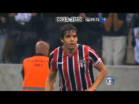 Ricardo Kaká vs Corinthians (21/09/14) HD 720p by Yan