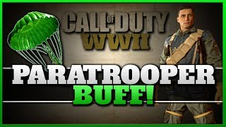 Paratroopers Buffed in CoD WW2! | Was it Enough?