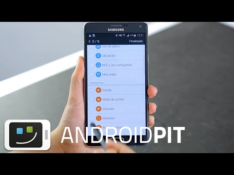 Trucos para el Samsung Galaxy Note 4