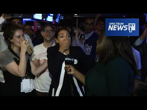 Upset NY Win Surprises Congressional Candidate