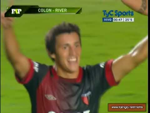 Resumen Paso a Paso - River 1 vs Colon 3 - Metrix