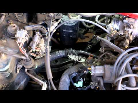 1994-1997 Honda Accord Thermostat replacement