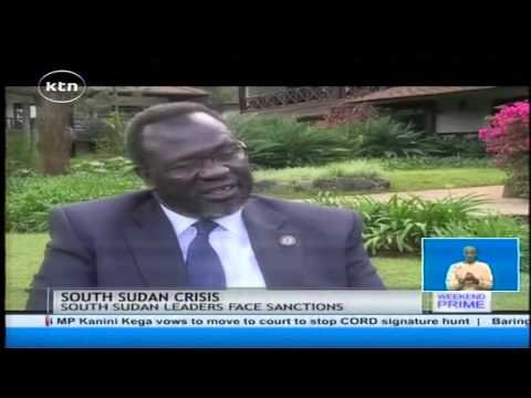 United States of America to issue more sanctions against Salva Kiir Riek Machar