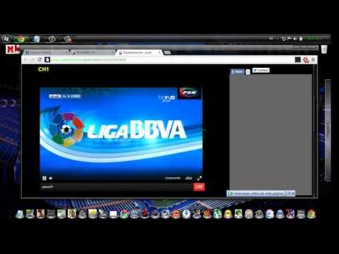 Como ver futbol gratis en internet