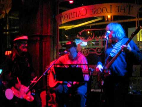 """Cable House Boys """"Man On the Moon"""":The Loose Cannon Open Mic Featured Artist Tues.Dec. 18th."""