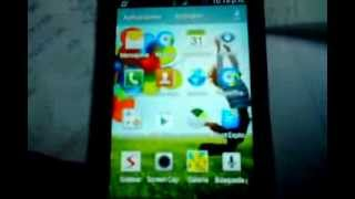 SAMSUNG GALAXY ACE CON ANDROID 4.2.2  JELLY BEAN