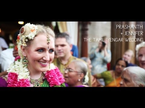 Love Beyond Borders:{Prashanth+Jennifer} The Tamil Iyengar Wedding