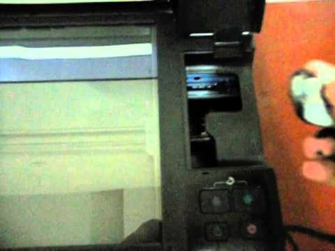 epson L100 L200 L210 printer header repairing in two min