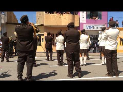 DDesfile Cívico escolar 2014 colegio Nuestra Señora del rosario Cartavio