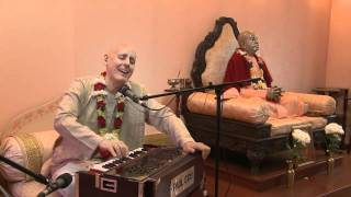 2010.04.02. Kirtan by H.G. Sankarshan Das Adhikari - Riga, LATVIA
