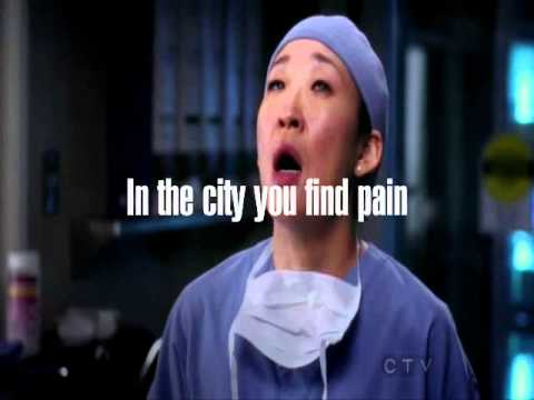 Grey&#039;s Anatomy - Zola Jesus: Skin lyrics - A Grace klinika