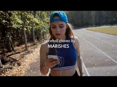 """BUBBLE"" dancehall CHOREO by Marishes (Feat. Polina Dubkova)"