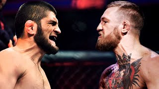 Conor McGregor vs. Khabib Nurmagomedov  | The Biggest Fight In UFC History