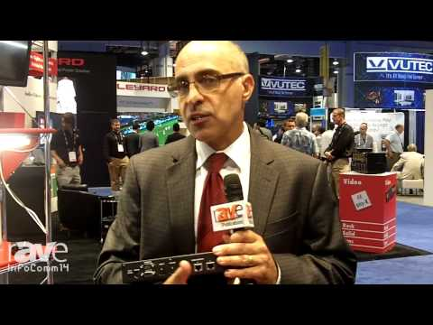 InfoComm 2014: Hall Research Shows its HDBaseT Splitter