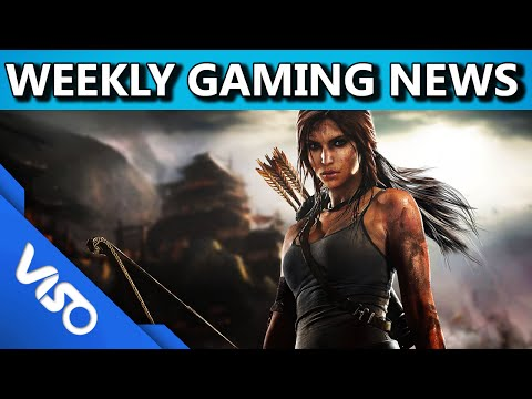 Weekly Gaming News: Tomb Raider Timed Xbox Exclusive, AC Rogue, BioWare's Shadow Realms