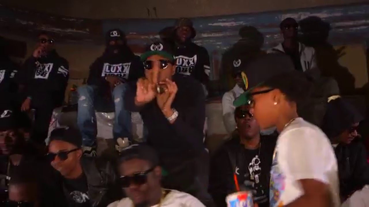 Luxx Mobb - Static [Dj Scoob Doo Submitted]