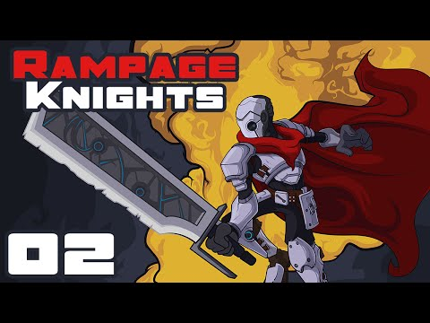 Knowledge Is Power - Rampage Knights Gameplay - Let's Play Part 2