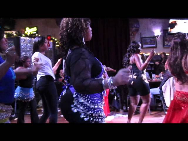 Part 1: The Ebony Delights at Stratos Greek Taverna