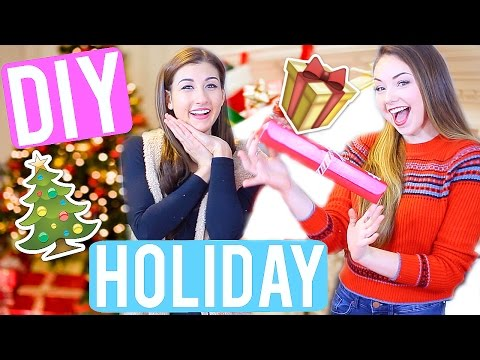 Watch types of people during the holidays w/ brent rivera!