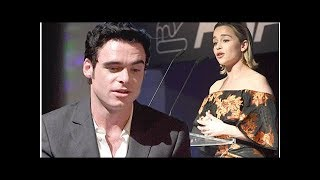 Emilia Clarke: Game Of Thrones' Richard Madden talks love life after her own confession- TT NEWS