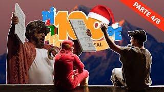 Pi100pe Especial Natal - Moisés e o povo de Israel