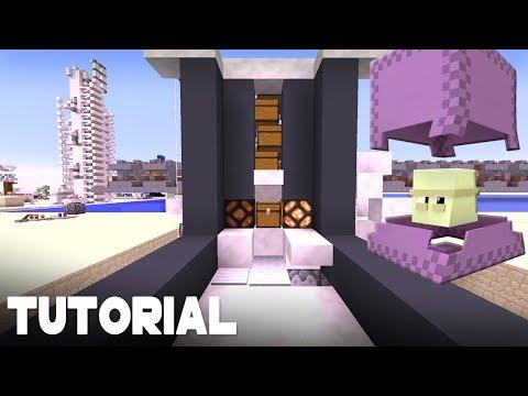 Туториал: Склад с Авто-поиском на Шалкер Боксах | Minecraft Shulker Box storage system