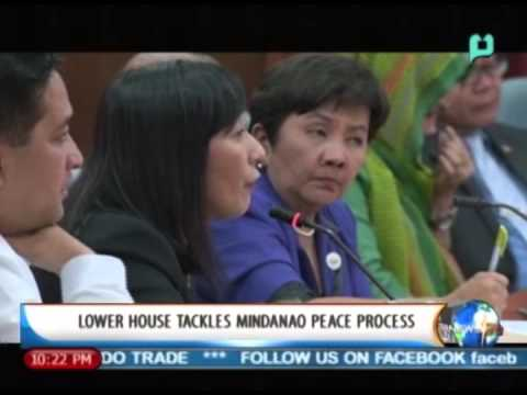 NewsLife: Lower House tackles Mindanao peace process || Feb. 18, 2014