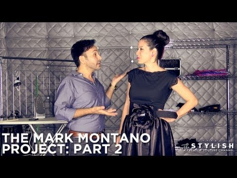 How to Make a Gorgeous Emmy Gown for Only $20: Part 2