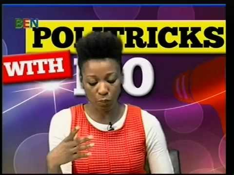 President Goodluck Jonathan's 2015 Declaration Speech. Discussion on #PolitrickswithKO