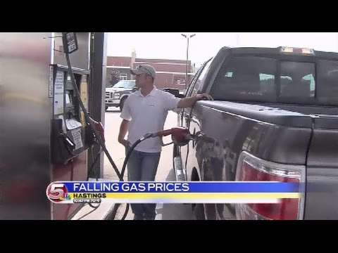 News 5 at 10 - Gas Prices Could Plummet to Under $3 Per Gallon / September 28, 2014