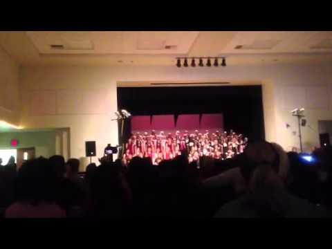 Beattie Middle School Choir 2013