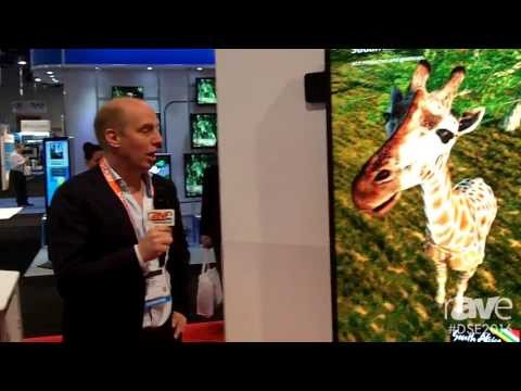 DSE 2016: Dimenco Unveils New Glasses-Free 3D 4K Digital Signage Display