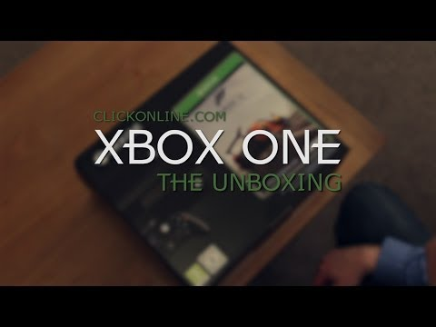 Xbox One Unboxing - ClickTV