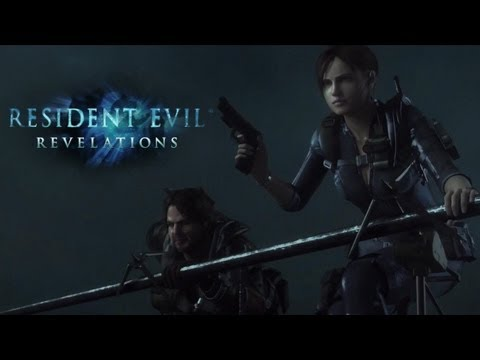 Resident Evil Revelations - Capcom Unity close-up