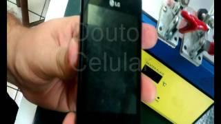 Dr.Celular - LG E425 L3 II - Hard Reset - Desbloquear - Resetar