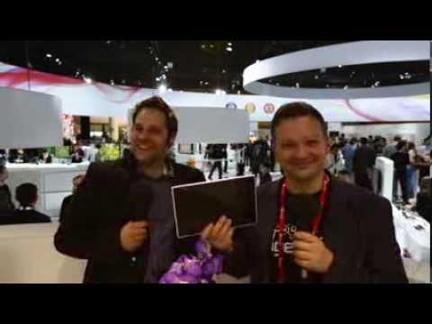 Sony Xperia Tablet Z2 im Hands-On: leichter & flacher als das iPad Air
