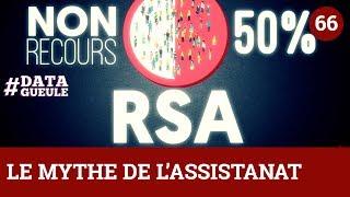 Assistanat : un mythe qui ronge la solidarité - #DATAGUEULE 66