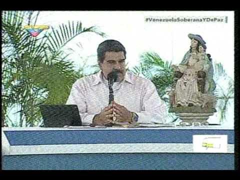 Maduro pidió investigación por ?mensajes criminales? del alcalde Smolansky